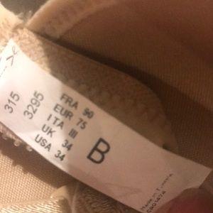 Chantelle Intimates & Sleepwear - NWT Chantelle Basic Invisibles T-Shirt Plunge Bra